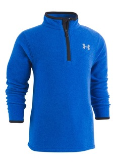 Under Armour Little Boys Heathered 1/4-Zip Fleece Sweater