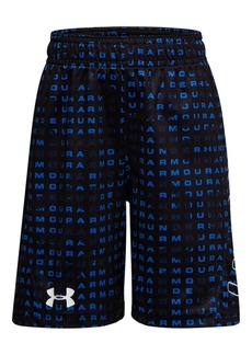Under Armour Little Boys Jagger Boost Printed Shorts