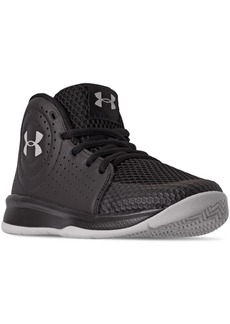 Under Armour Little Boys' Jet 2019 Basketball Sneakers from Finish Line