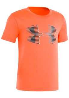 Under Armour Little Boys Linear Logo T-Shirt