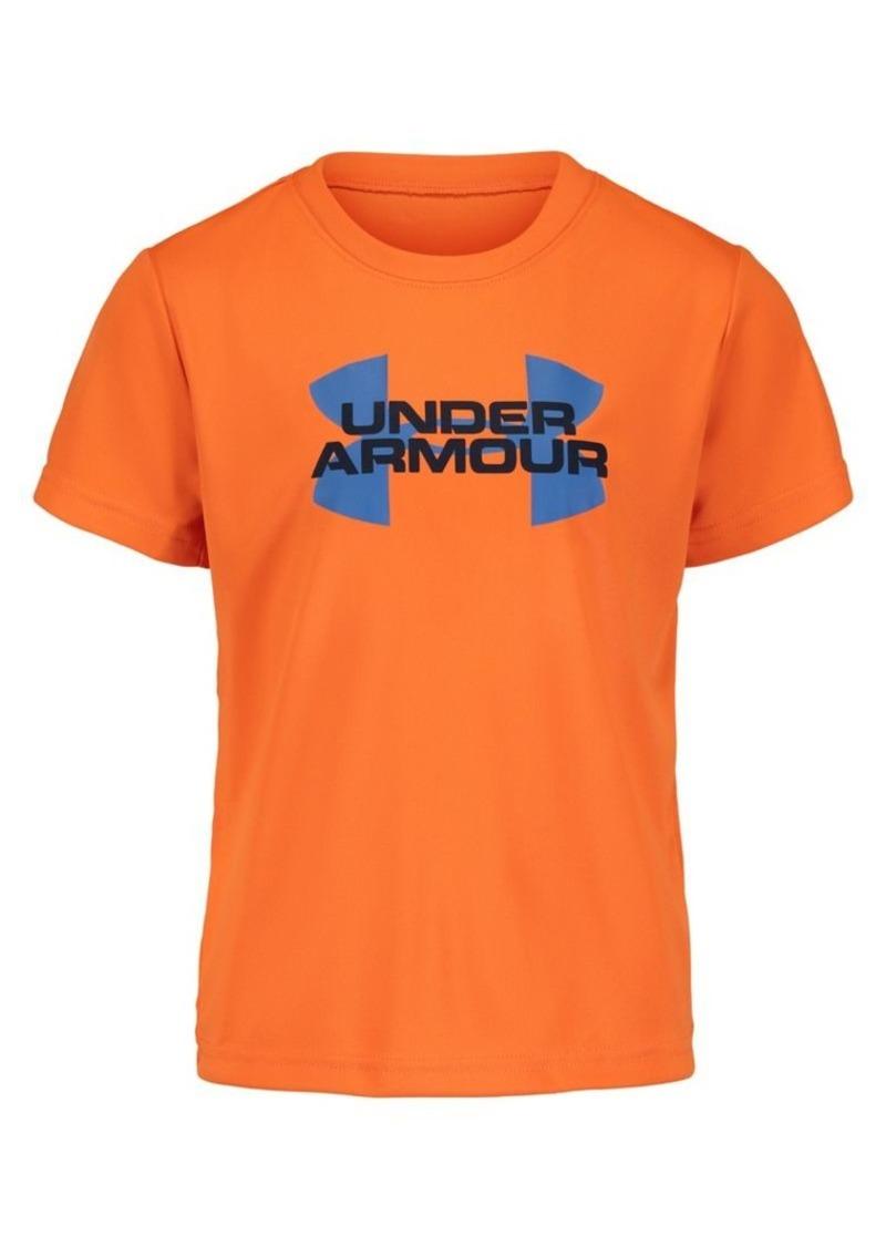 Under Armour Little Boy's Logo Graphic Tee