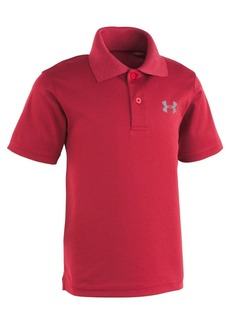 Under Armour Little Boys Matchplay Polo Shirt