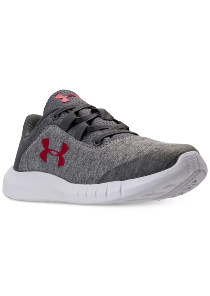 promo code 9d88c 58bbb Little Boys' Mojo Athletic Sneakers from Finish Line