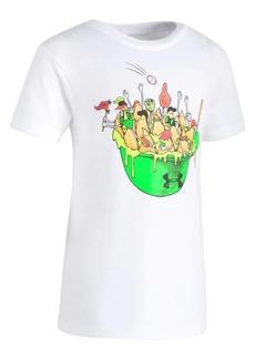 Under Armour Little Boy's Nacho Fans T-Shirt