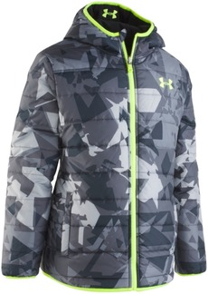 Under Armour Little Boys Printed Reversible Jacket