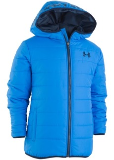 Under Armour Little Boys Pronto Hooded Puffer Jacket
