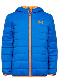 Under Armour Little Boys Pronto Puffer Hooded Jacket