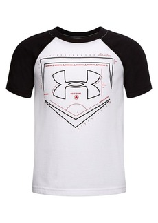 Under Armour Little Boy's Raglan Sleeve Tee