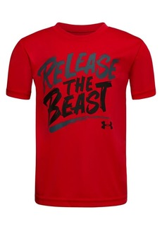 Under Armour Little Boy's Release the Beast Tee