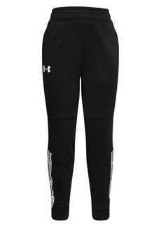 Under Armour Little Boy's Rise Above Textured Logo Jogger Pants