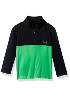 Under Armour Little Boys' Slider 1/ Zip Sweater