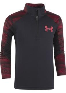 Under Armour Little Boys' Speed Lines 1/4 Zip Sweater