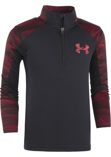 Under Armour Little Boys' Speed Lines 1/4 Zip Sweater