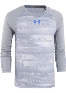 Under Armour Little Boys' Speed Lines Long Sleeve Tee