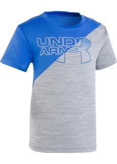 Under Armour Little Boys Split Logo Graphic T-Shirt