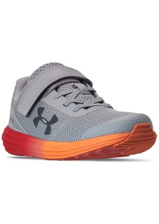 Under Armour Little Boys Surge Stay Put Closure Running Sneakers from Finish Line