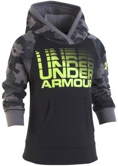 Under Armour Toddler Boys Traverse Camo Hoodie