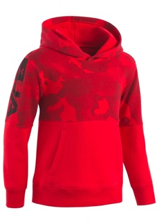 Under Armour Toddler Boys Traverse Camo-Print Hoodie