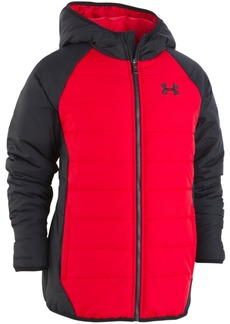 Under Armour Little Boys Tuckerman Hooded Puffer Jacket
