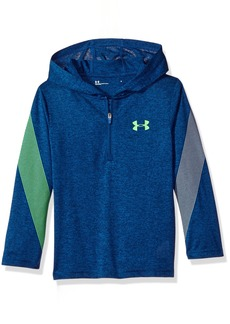 Under Armour Boys' Little Twist 1/4 Zip Hoody