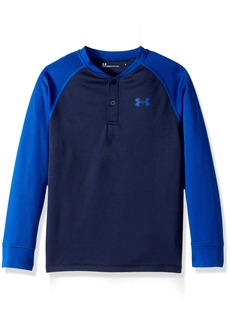 Under Armour Little Boys' Ua Raglan Henley