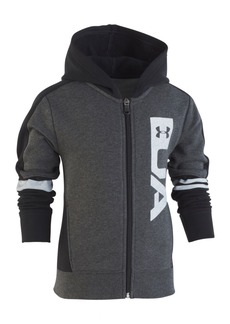 Under Armour Little Boys Ua Rival Zip-Up Hoodie