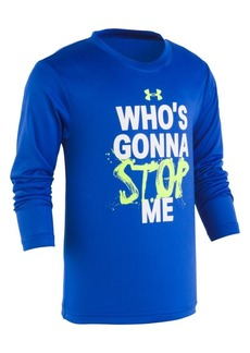 Under Armour Little Boy's Who's Gonna Stop Me Top