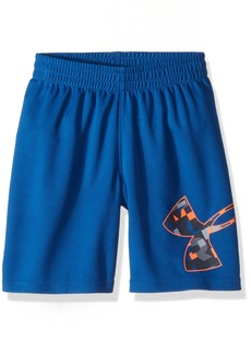 Under Armour Boys' Little Wordmark Striker Short