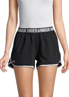 Under Armour Logo Athletic Shorts