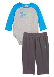 Under Armour Logo Graphic Bodysuit & Pants Set (Baby Boys)