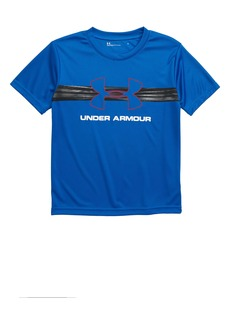 Under Armour Logo Graphic HeatGear® T-Shirt (Toddler Boys & Little Boys)