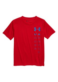 Under Armour Logo HeatGear T-Shirt (Toddler Boys & Little Boys)