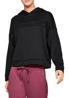Under Armour Logo Hooded Sweatshirt