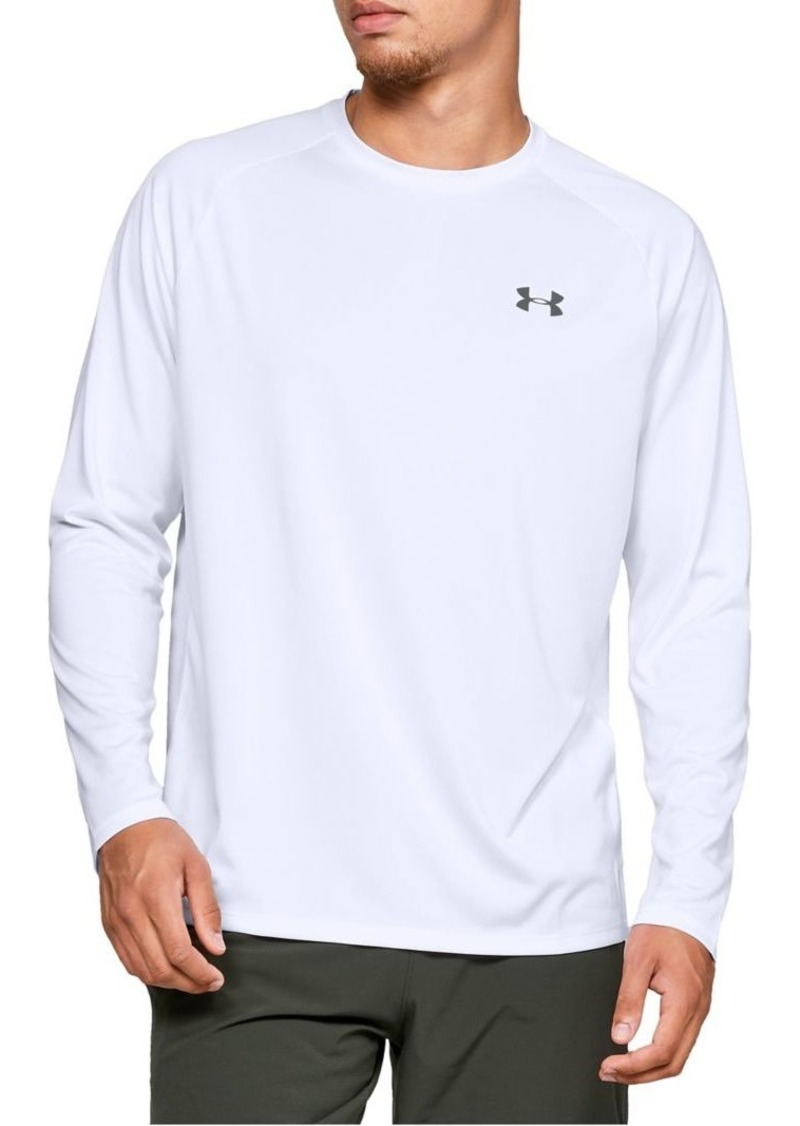 Under Armour Loose-Fit UA Tech Long-Sleeve Top
