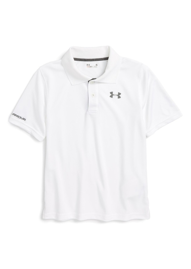 9f62b9799 Under Armour Under Armour Match Play HeatGear® Polo (Toddler Boys ...
