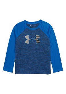 Under Armour Maze Logo Twist Raglan Shirt (Toddler Boys & Little Boys)