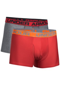 Under Armour Men's 2-Pack Boxerjocks Boxer Briefs