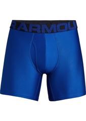 Under Armour Men's 2-Pk. Ua Tech Boxer Briefs