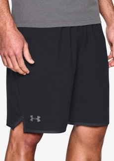 "Under Armour Men's 9"" Qualifier Woven Shorts"