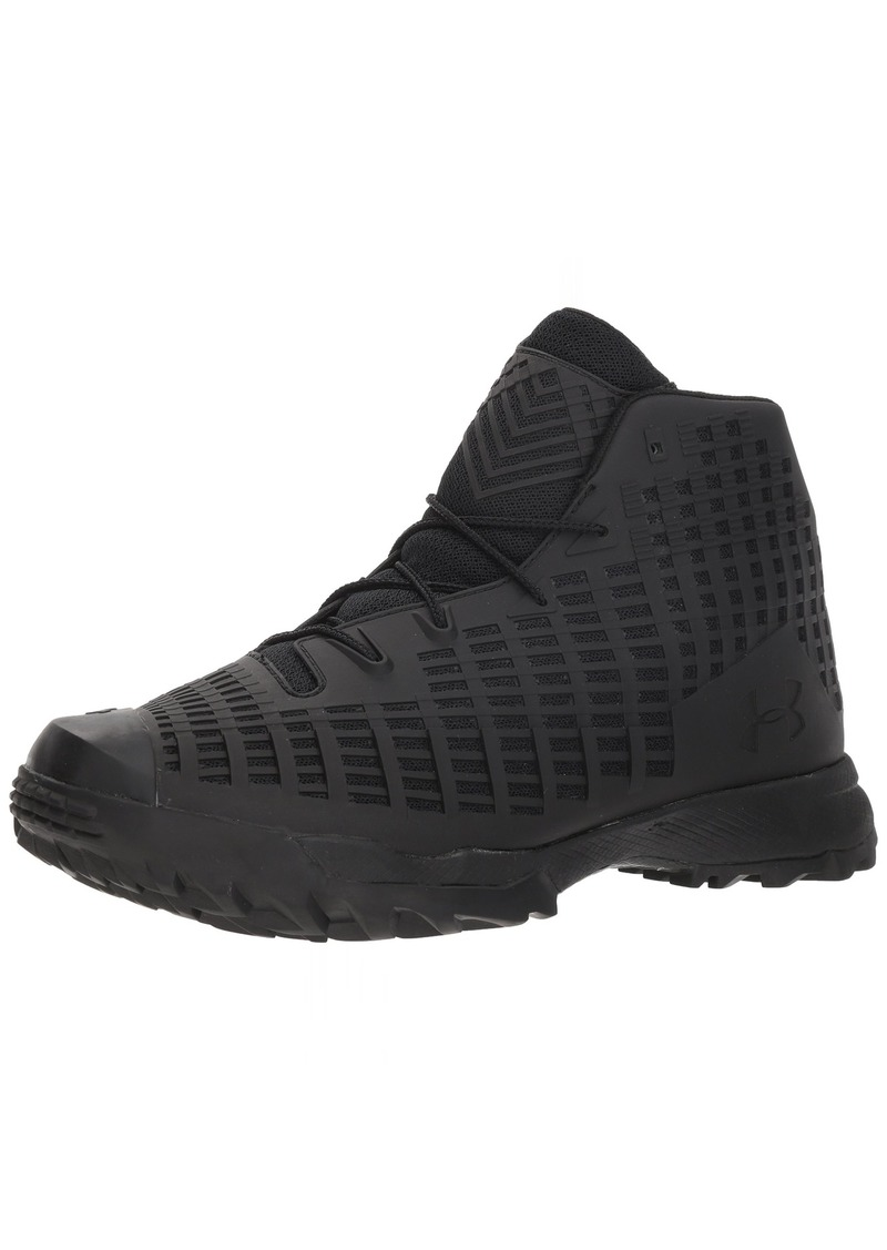 Under Armour Men's Acquisition Military and Tactical Boot 001/Black