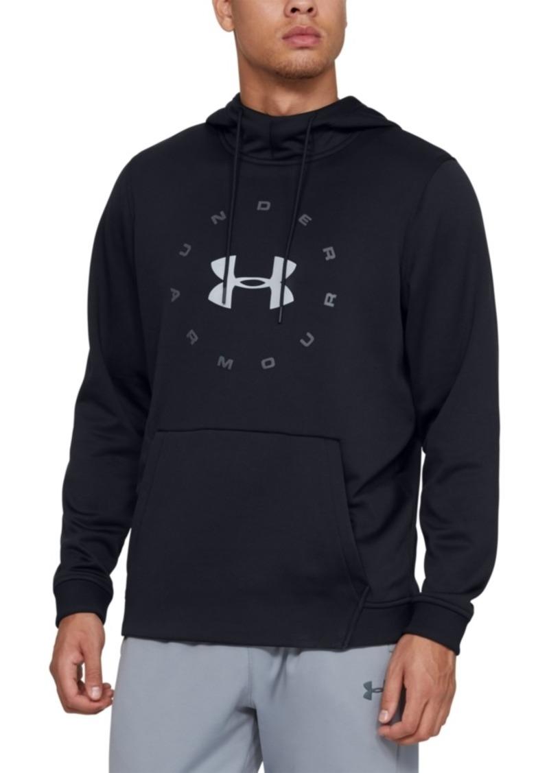 Under Armour Men's Armour Fleece Logo Hoodie