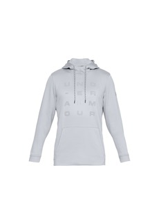 Under Armour Men's Armourfleece Tempo Pullover Hoodie