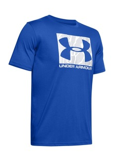 Under Armour Men's Boxed Sportstyle Camo Fill Short Sleeve