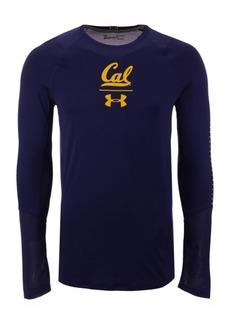 Under Armour Men's California Golden Bears Long Sleeve Raid Training T-Shirt