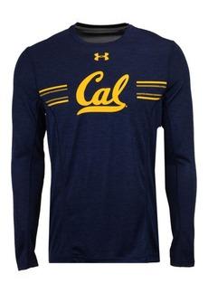 Under Armour Men's California Golden Bears Sideline Training Long Sleeve T-Shirt