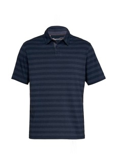 Under Armour Men's CC Scramble Stripe Polo