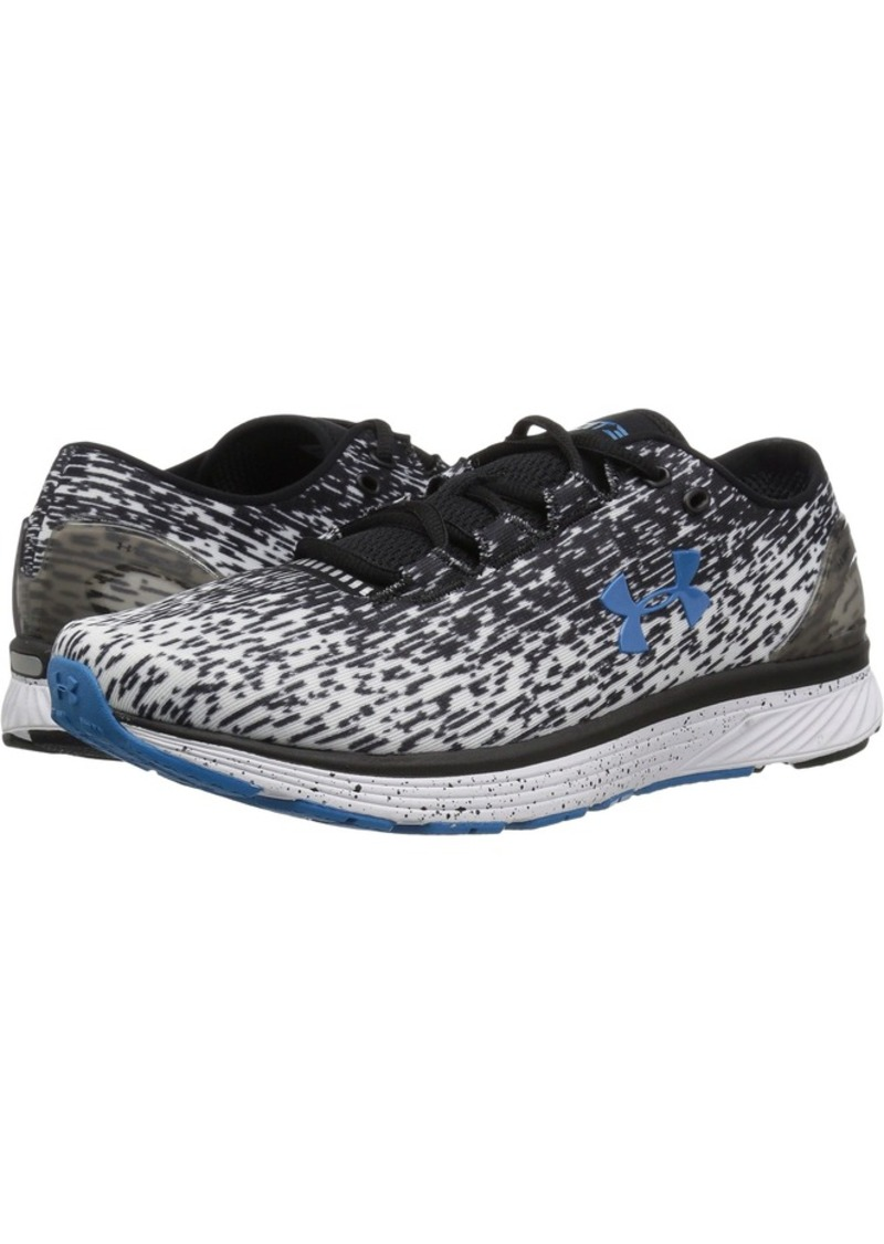 Under Armour Men's Charged Bandit 3 Ombre-Wide (2E) Running Shoe  11.5 US