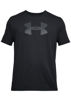Under Armour Men's Charged Cotton Big Logo T-Shirt