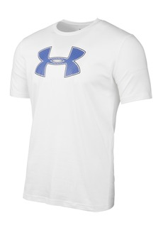 Under Armour Men's Charged Cotton Big Logo T-Shirt