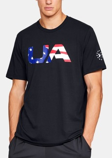 fe99cb526 Under Armour Under Armour Men's Charged Cotton Graphic T-Shirt   T ...